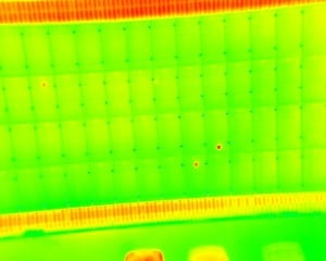 Thermografie Hot Spot Detektion